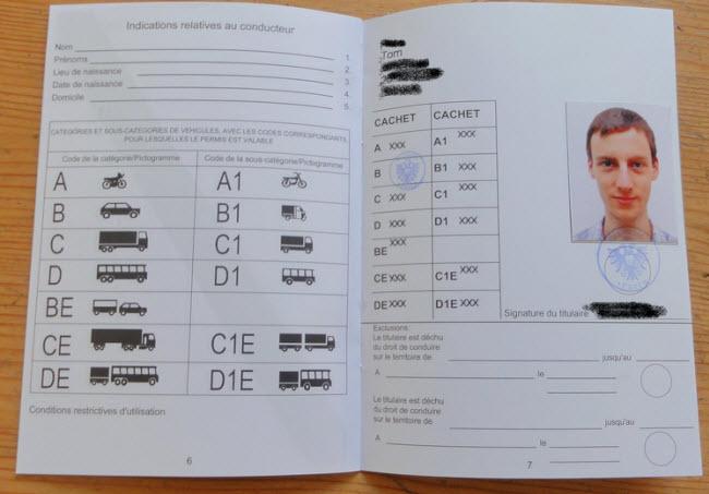 Internationalen Führerschein Beantragen