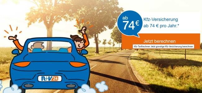 R V24 Kfz Schutzbrief Der R V24 Autoversicherung
